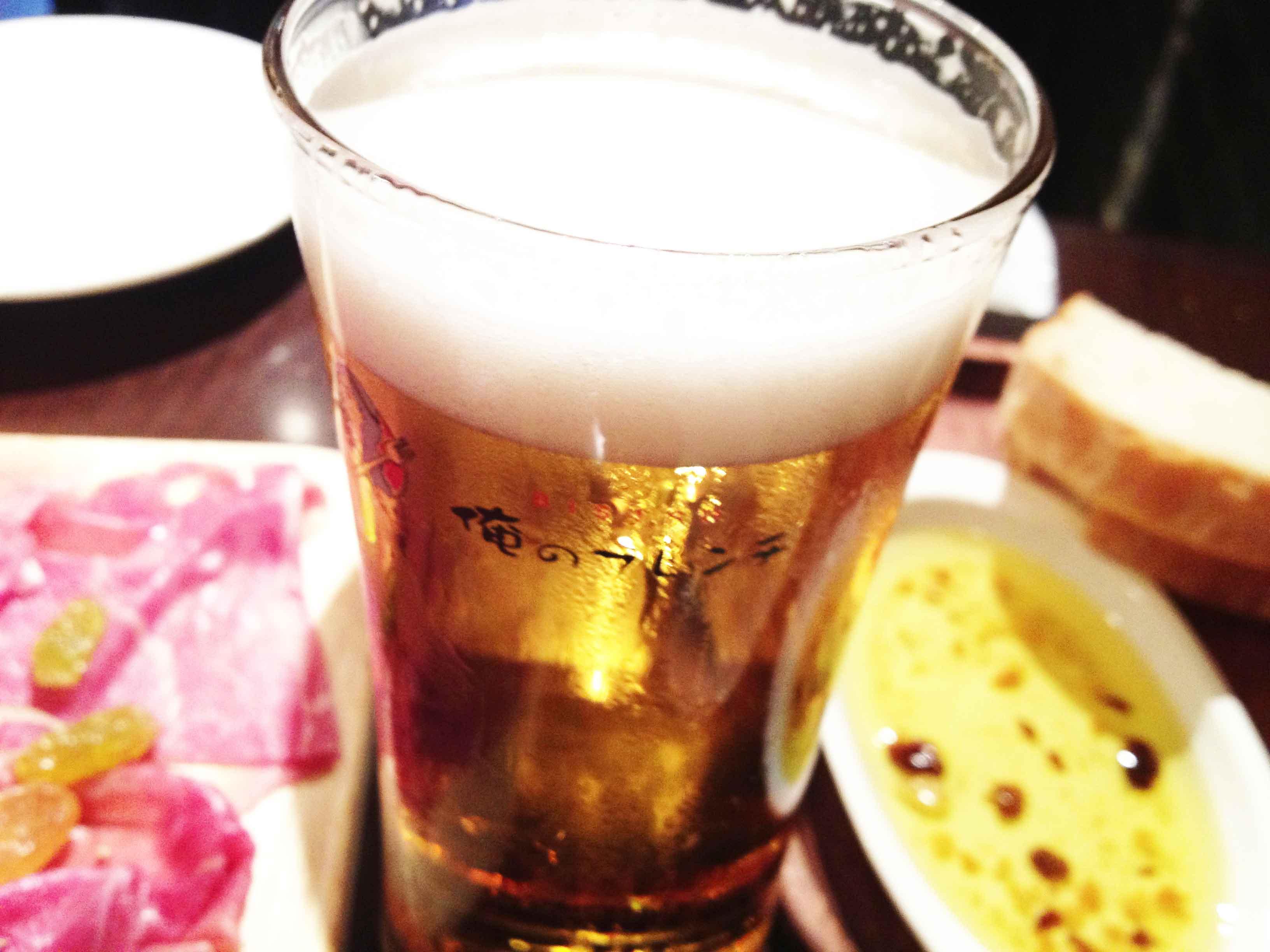 俺のフレンチビール