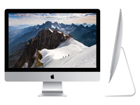 「iMac Retina 5K」ディスプレイモデルが美しい!動画公開中〜