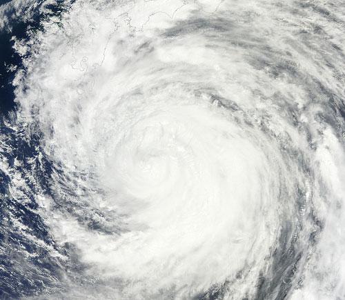 台風19号はスーパー台風?規格外カテゴリ越えの台風とは?