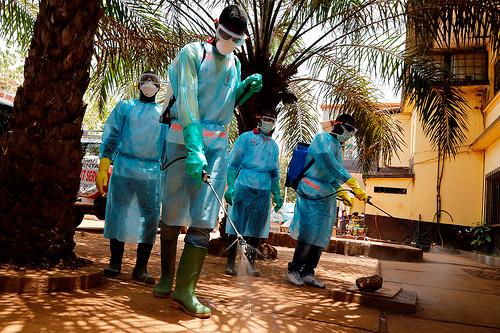 エボラ出血熱症状アメリカ予防