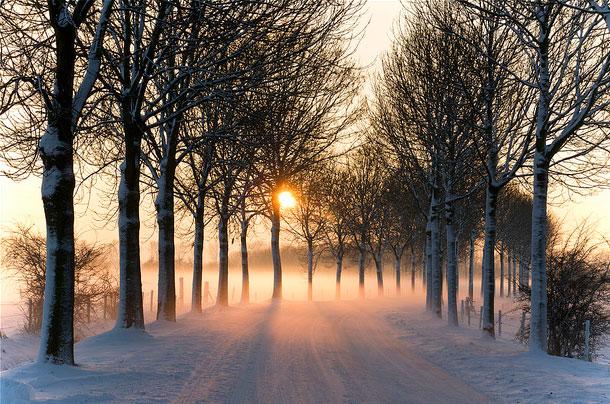 北海道の雪はいつから?帯広雨→雪で連休大荒れか?飛行機等への影響