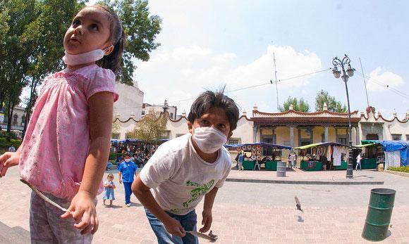 インフルエンザ予防マスクの効果は無いは本当か?スプレーが必要だった?